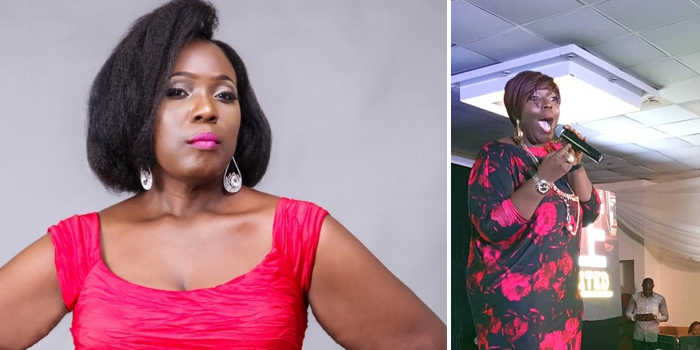 Lepacious Bose breaks down in tears as she shares one of her most embarrassing moment when she was very fat