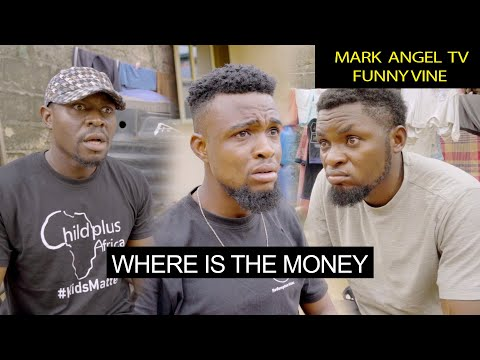 Where is the Money | Mark Angel TV | funny videos