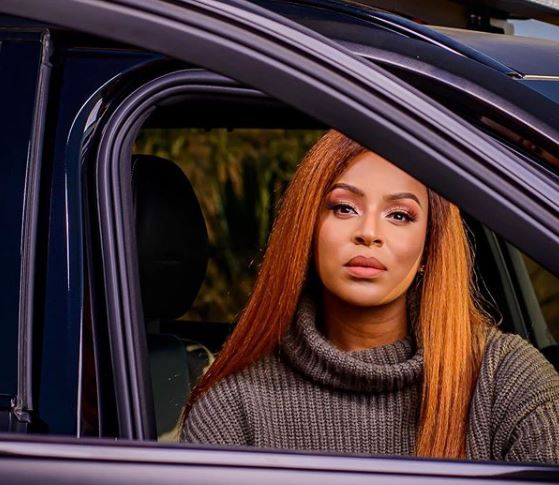 Jessica Nkosi tells fans what she does most of the time