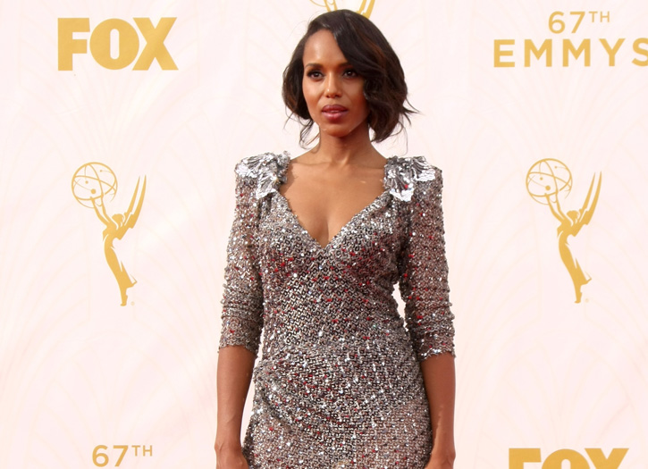 Kerry Washington wins her first-ever Emmy during 2020 Creative Arts Awards