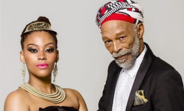 Letoya Makhene gives her Dad a shout out as he celebrates birthday