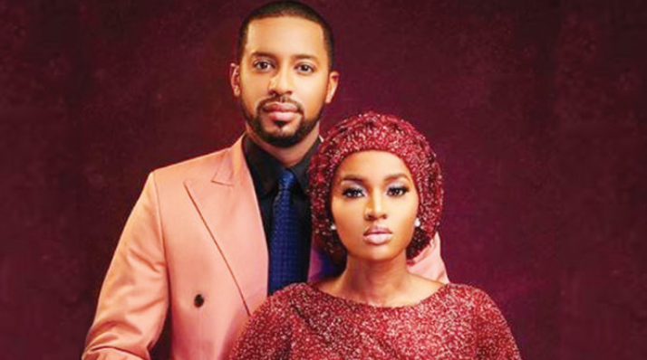 Nigerians call for Buhari's daughter's arrest over 'Naira rain' at her wedding