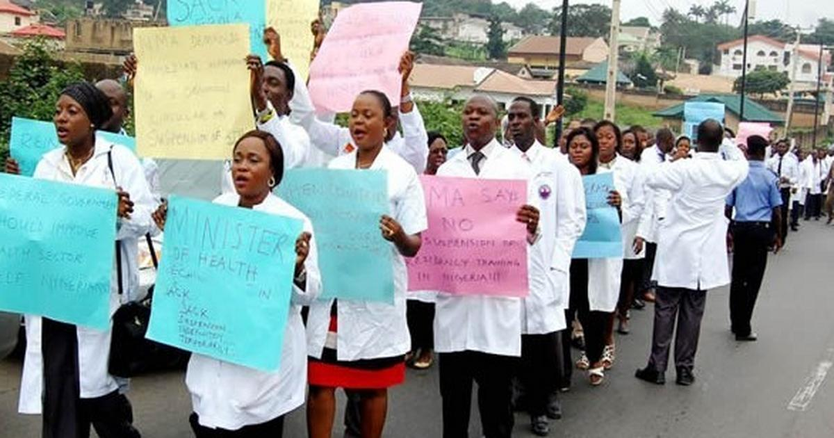 Nigeria's health workers, JOHESU to commence strike Monday