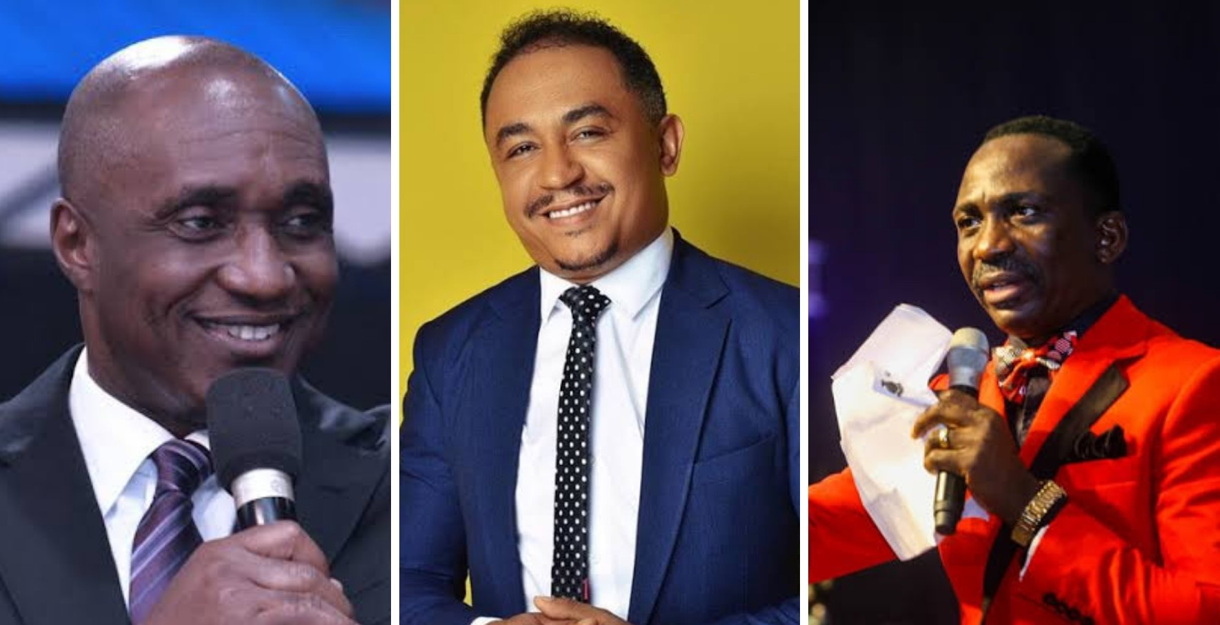 Oyedepo: Pastors Ibiyeomie, Paul Enenche told to immediately apologize to Daddy Freeze