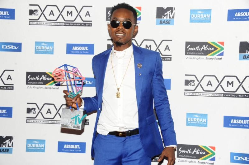 Patoranking talks about how growing up in a slum helped his music career