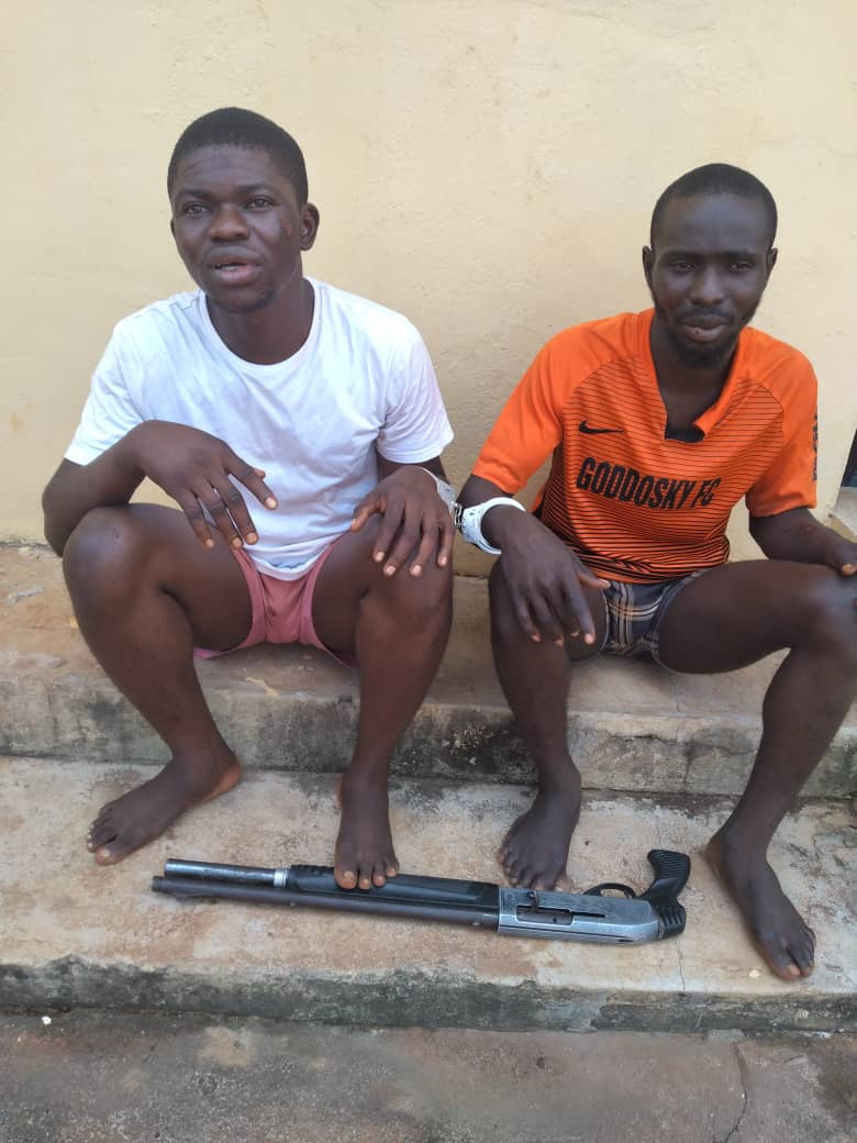 Police arrest three gang members for abducting and killing man 34, in Anambra