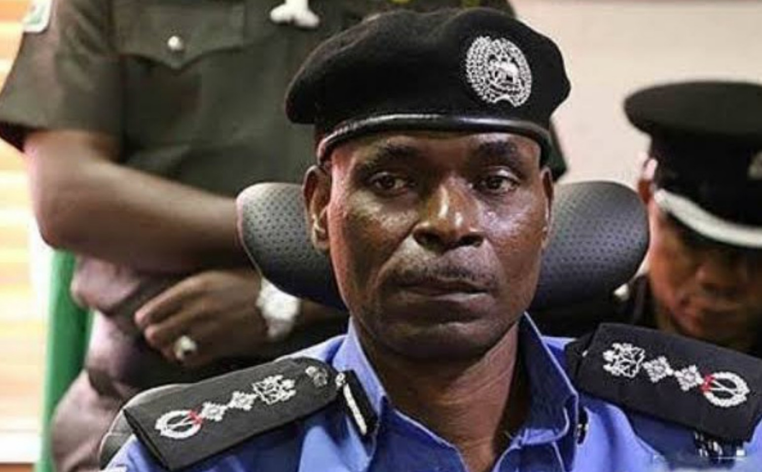 IGP deploys DIG, AIG, eight CPs for Edo election