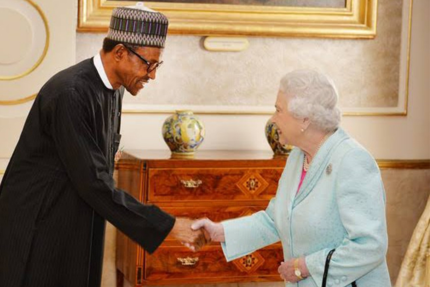 Queen of England congratulates Nigeria on 60th Independence Anniversary