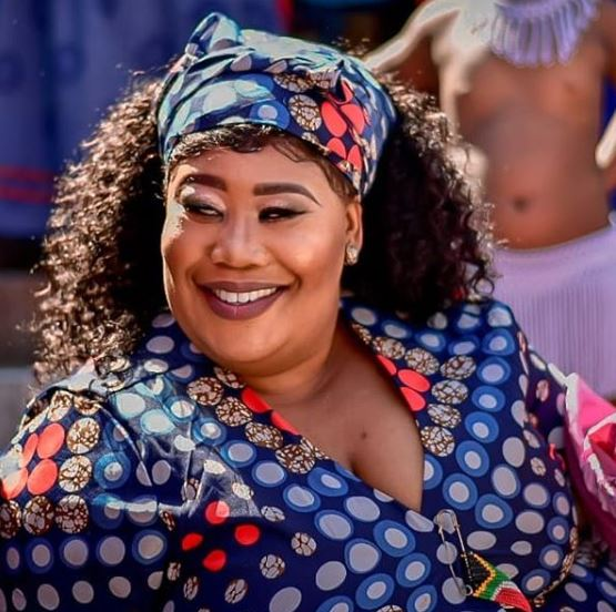 Nomsa Buthelezi on her journey in the entertainment industry