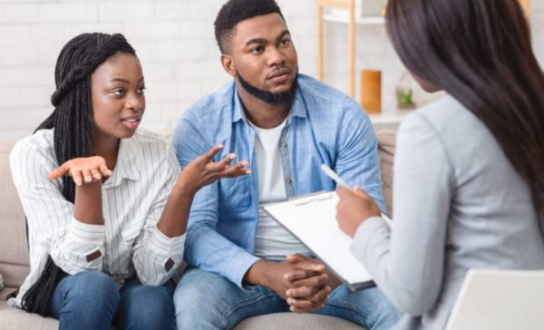 5 relationship problems that require therapy