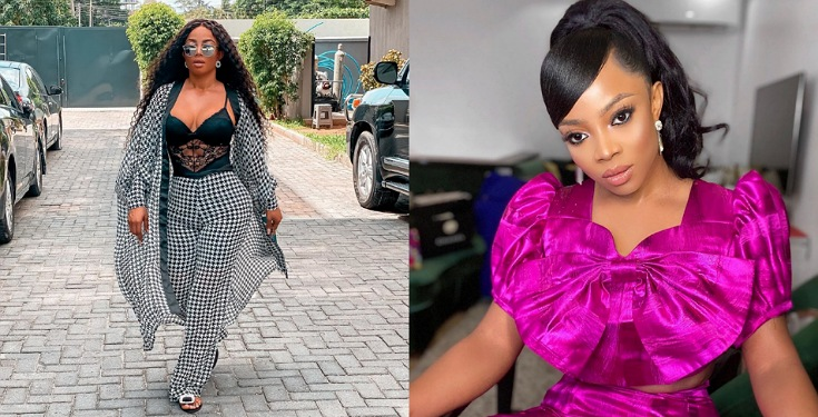 Toke Makinwa's Banana Island house allegedly taken over by AMCON