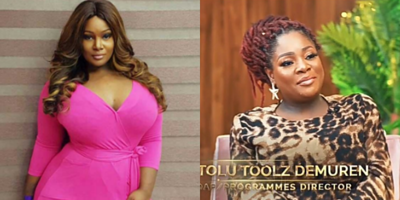 COVID 19: OAP Toolz recounts 'scary' experience during pregnancy