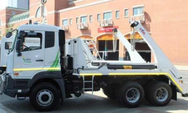 Tshwane unveils new vehicle fleet to aid service delivery department