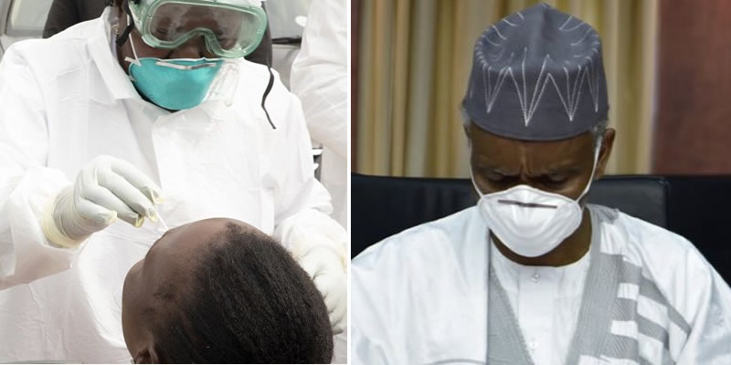 Why cost of treating one COVID-19 patient in Kaduna is N400,000 – El-Rufai