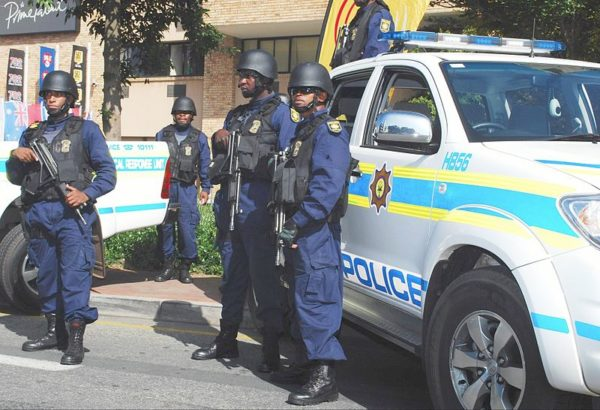 Two cops injured after opening fire against each other in East London