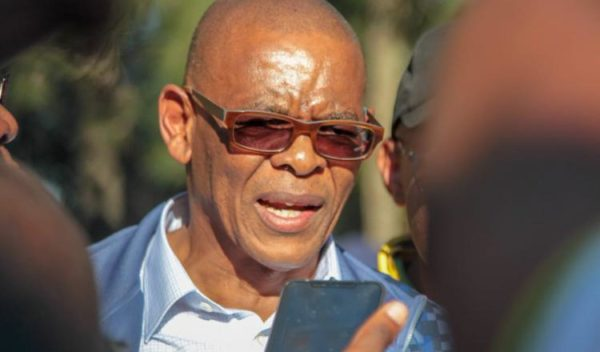 Magashule not worried by arrest reports