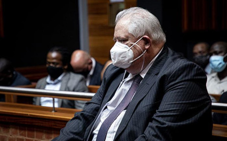 Lawyer claims Angelo Agrizzi is being treated harshly