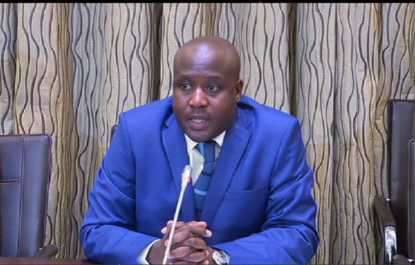 Bongani Bongo apprehended with others on charges related to corruption