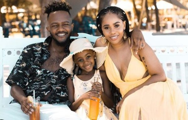 Kwesta celebrates his (30)wife and (8)daughter's birthday