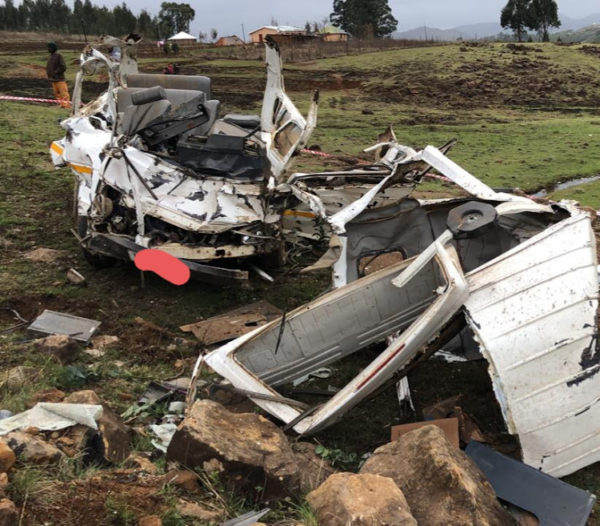 Family members who died in horrific KZN taxi crash to be laid to rest