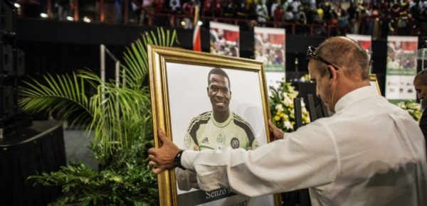 Meyiwa family reacts to 'bittersweet' news of arrests