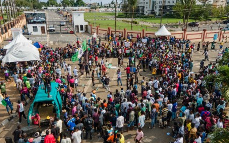 Nigerian nationals in SA voice out against human rights violations after bloody Lagos protest