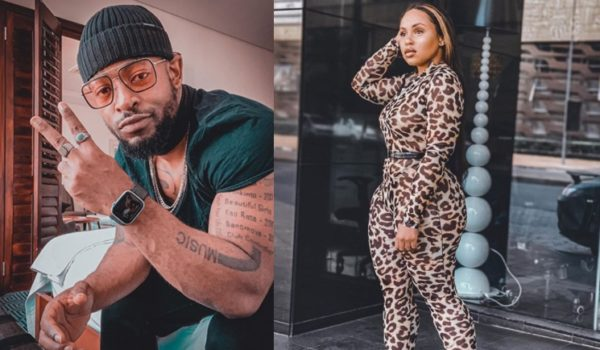 Prince Kaybee introduces Zola to his mother – Photo
