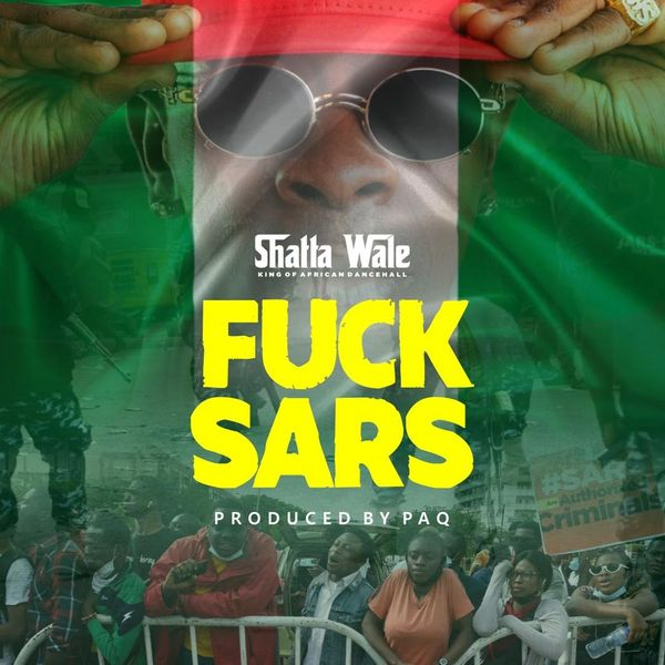 Download Mp3 : Shatta Wale - Fvck Sars