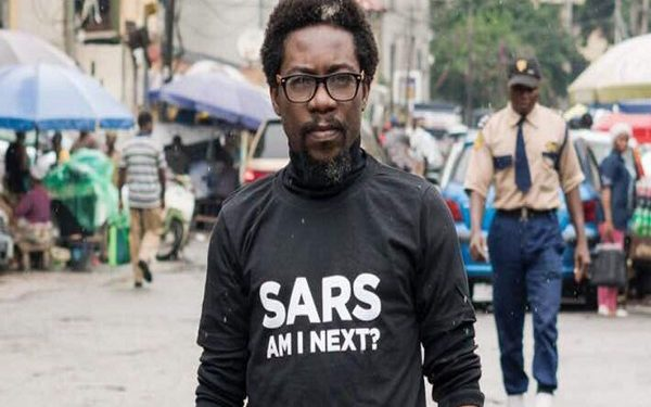Activist Segalink withdraws from #EndSARS, declares movement an insurrection against Nigeria