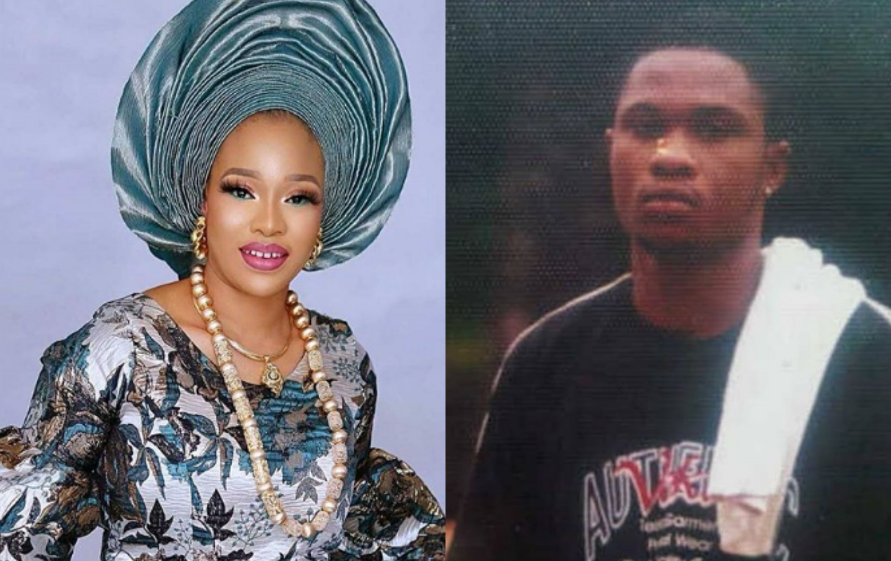 Actress Mosunmola Oduoye remembers her brother who was killed by Police in 2010