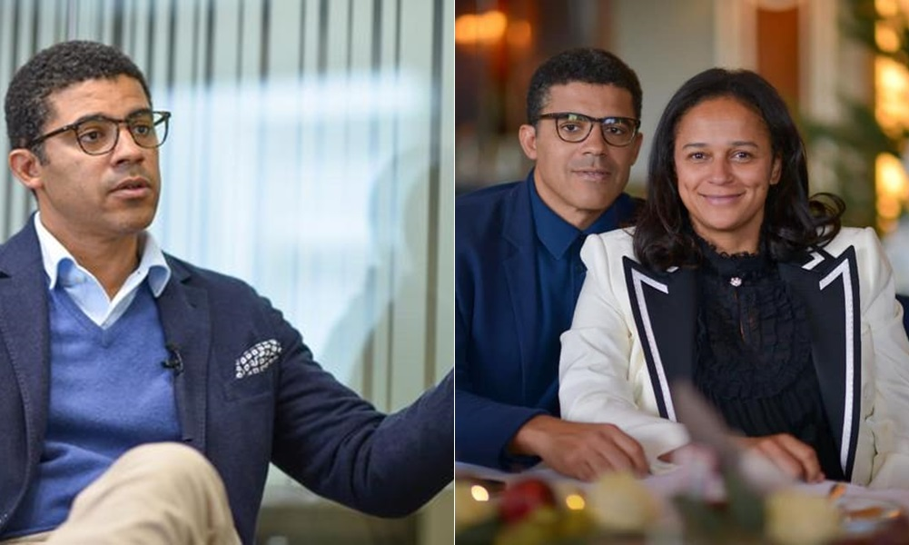 Africa's Richest Woman, Isabel dos Santos Loses Husband In Diving Accident In Dubai