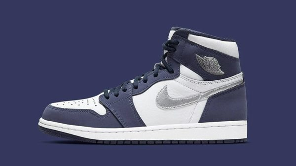 """The Air Jordan 1 High OG CO.JP """"Midnight Navy"""" to be released this Saturday"""