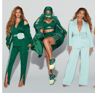 Beyonce serves amazing looks as she flaunts IVY PARK Drip 2 collection