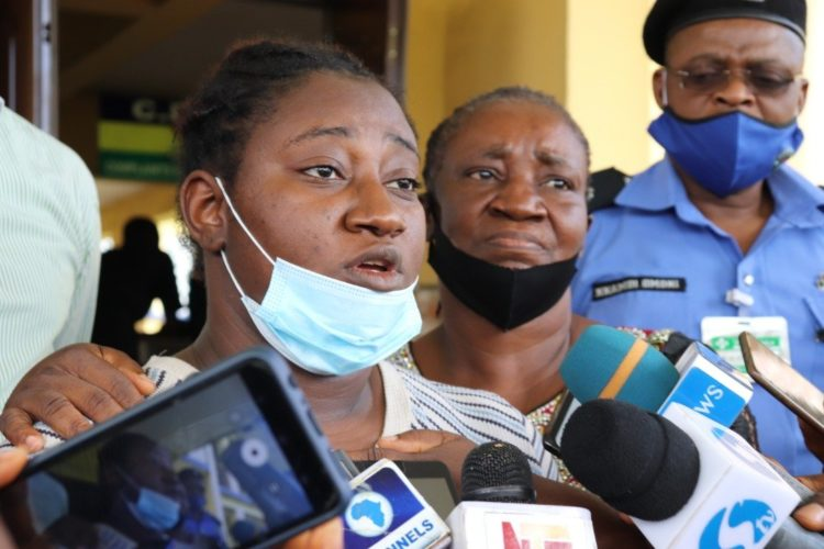 Bisola Ajayi: Kidnapped Port Harcourt-based lawyer narrates how she was nearly killed in kidnappers' den