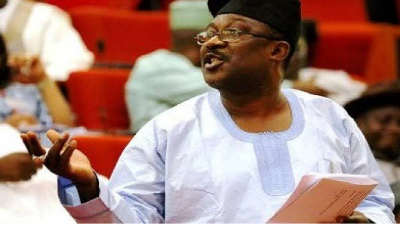 Let us cut off hands to curb corruption, says Smart Adeyemi as he sets to introduce bills on Mosaic law