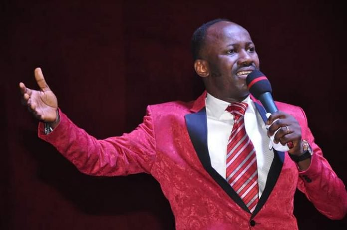 """Apostle Suleiman drags life out of Buhari, calls his speech """"Insensitive and useless"""""""