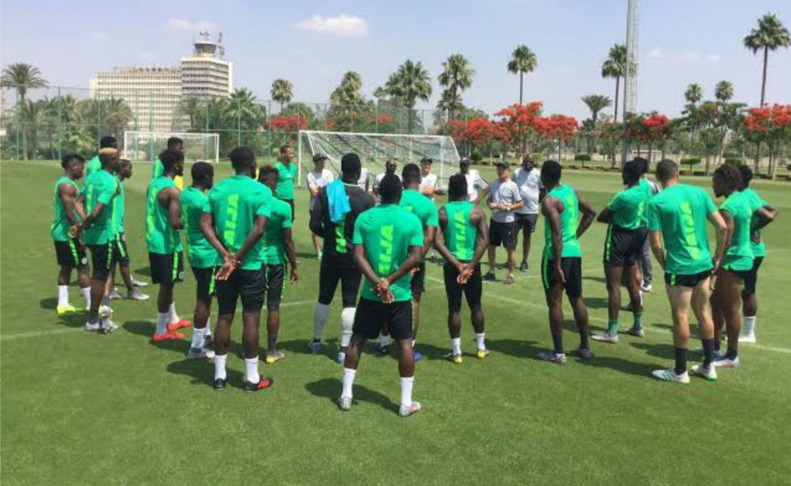 EndSARS: John Ogu wants Super Eagles to boycott AFCON Qualifier, says there's no point representing Nigeria