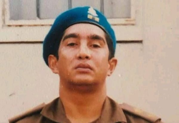 Chief director of finance in military, OIgshaan Dangor dies of covid-19