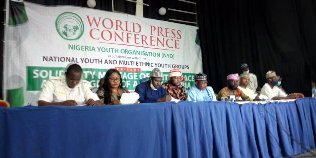#EndSARS Protest: Give Room For Constructive Dialogue, Coalition Urges Protesters