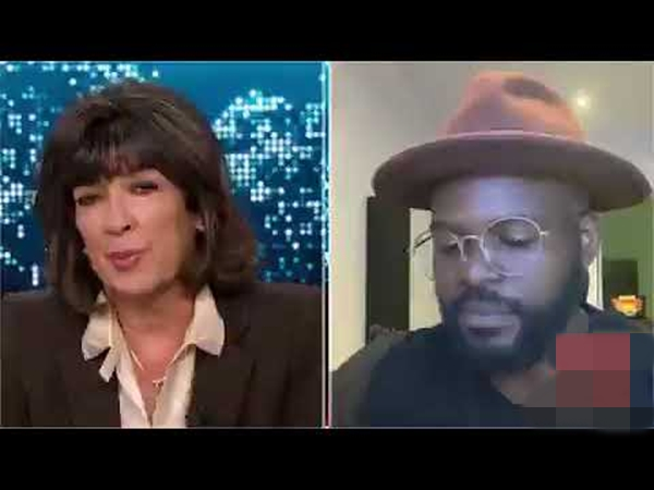 #EndSARS protest: I'm not afraid for my life – Falz says in interview with CNN's Christiane Amanpour (video)