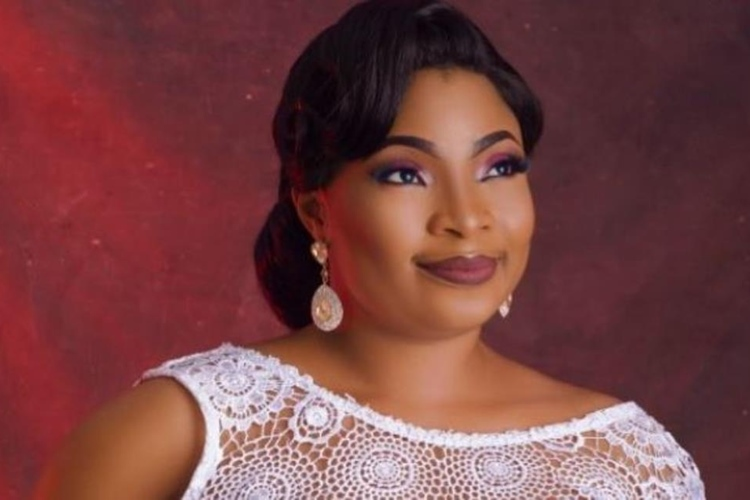 Actress, Laide Bakare celebrates 40th birthday in the most adorable way
