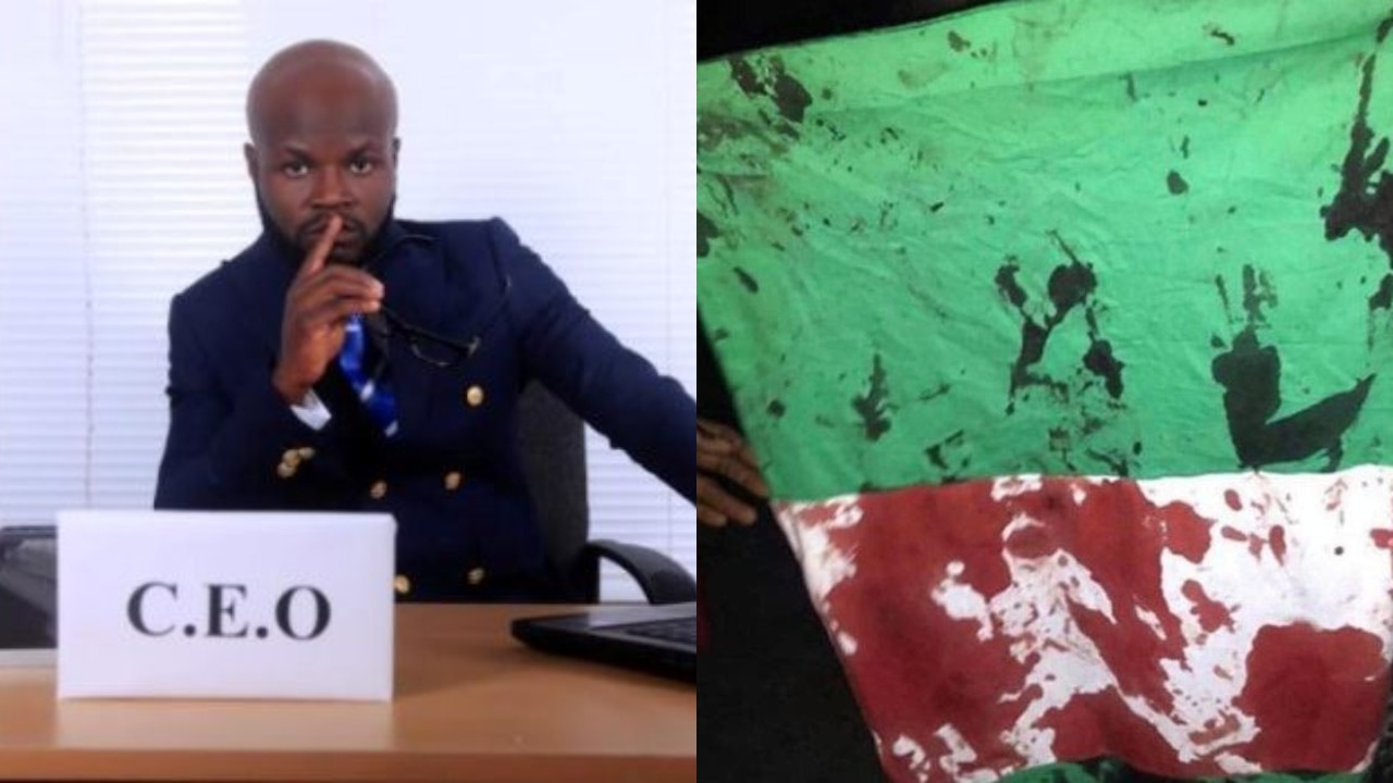 'I didn't see any dead bodies' – Eye witness of Lekki Toll Gate shootings, Onesoul clears the air