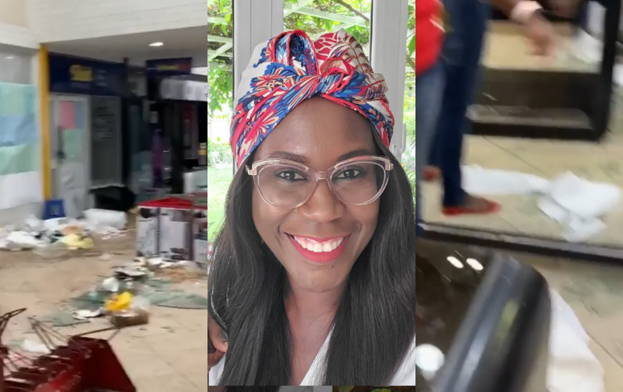 'I found comfort in the book of wisdom', Tara Durotoye opens up after her shop was looted by Protesters