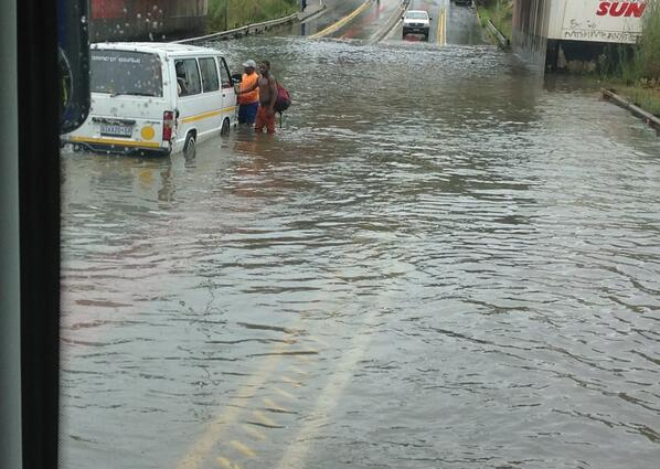 Joburg emergency services ready to move people if stormy weather threatens lives