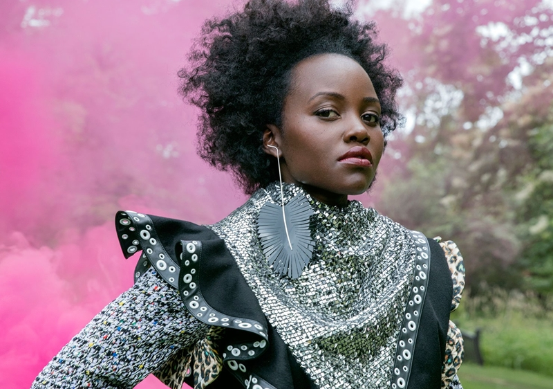 Lekki Shooting: Lupita Nyong'o calls for an end to police brutality in Nigeria