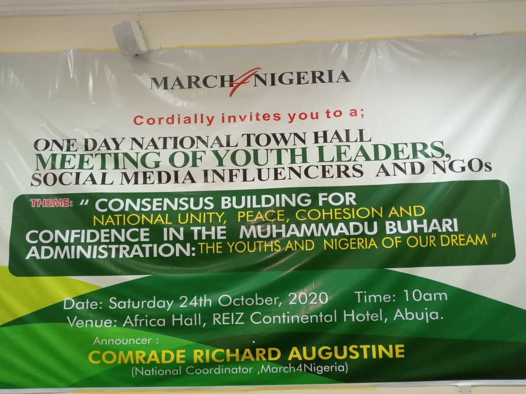 #March4Nigeria:The military remains heroes of our democracy – Nigerian youths