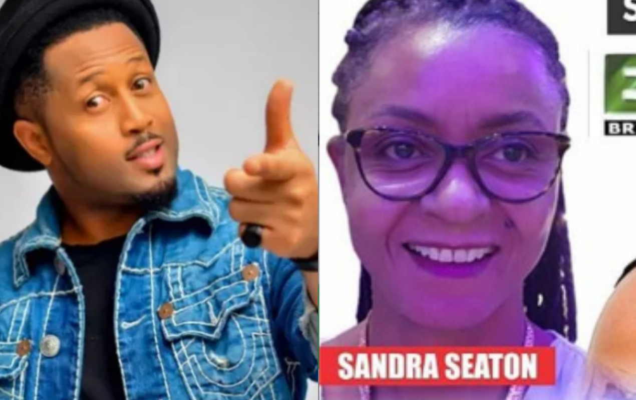 Mike Ezuruonye swears of his innocence in a face-off with lady who accused him of romance scam