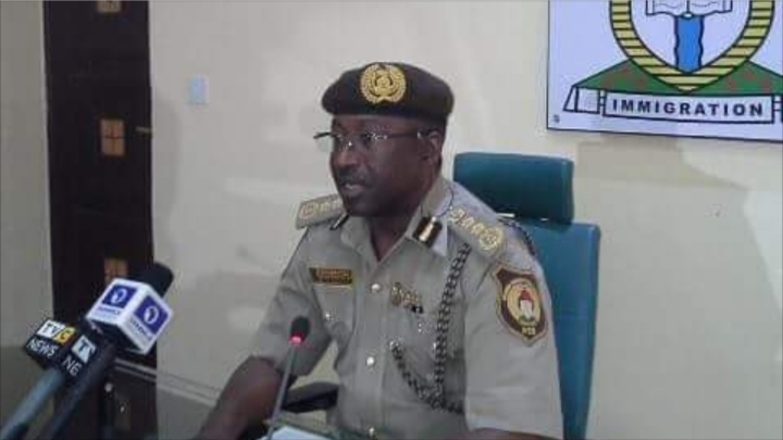 Nigeria Immigration Service sacks 60 officers over bribes
