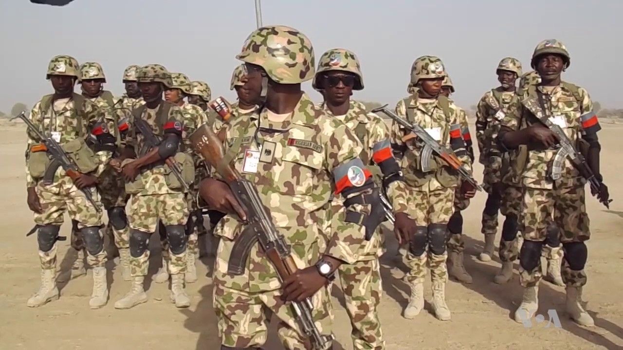 Nigerian Army as Bastion of Human Rights