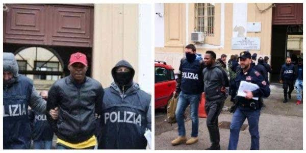 Nigerian DJ, Bugi, 74 Others Arrested For Cultism, Prostitution And Drug Trafficking In Italy